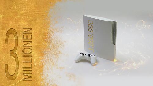 3 Millionen PS3 in Deutschland verkauft