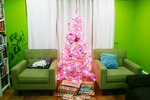 My Christmas Tree! | Twinkie Chan Blog