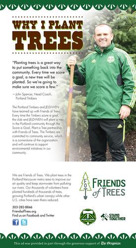 Why I Plant Trees - John Spencer