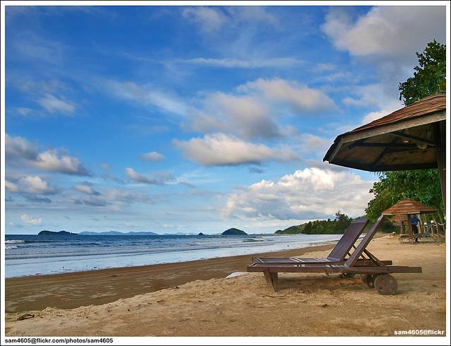Beach @ Beringgis Beach Resort Papar Sabah