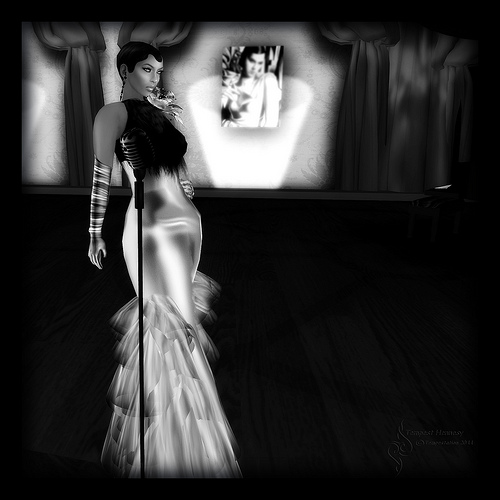 The Fashion Teller- MURDER, My Sweet Casting Contest ENTRY: Tempest Hennesy by Fashion Teller