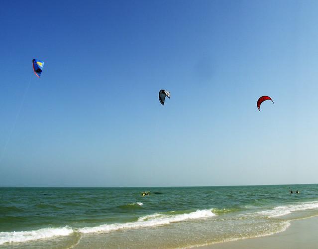 Kite Flying, Hua Hin Beach