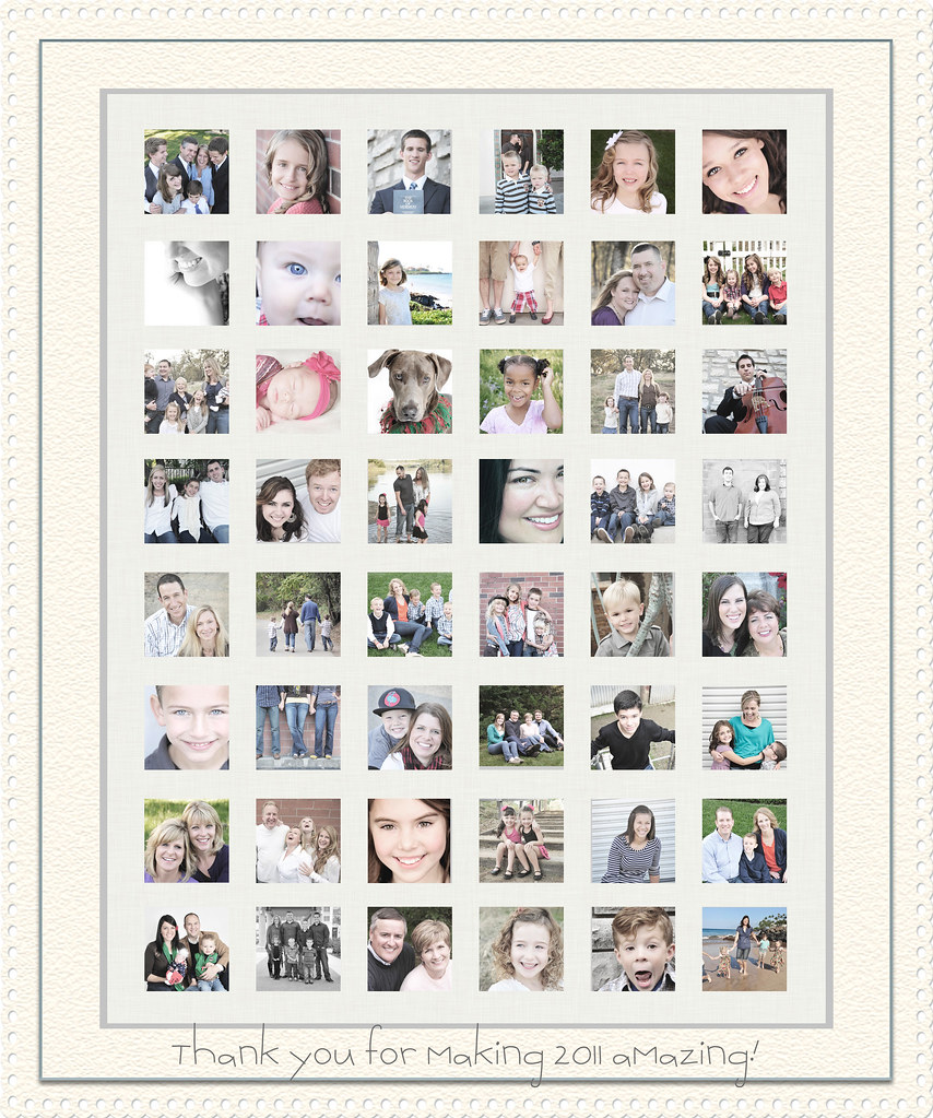 2011 Thanks grid