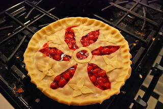 Pennsylvania Dutch Cherry Pie