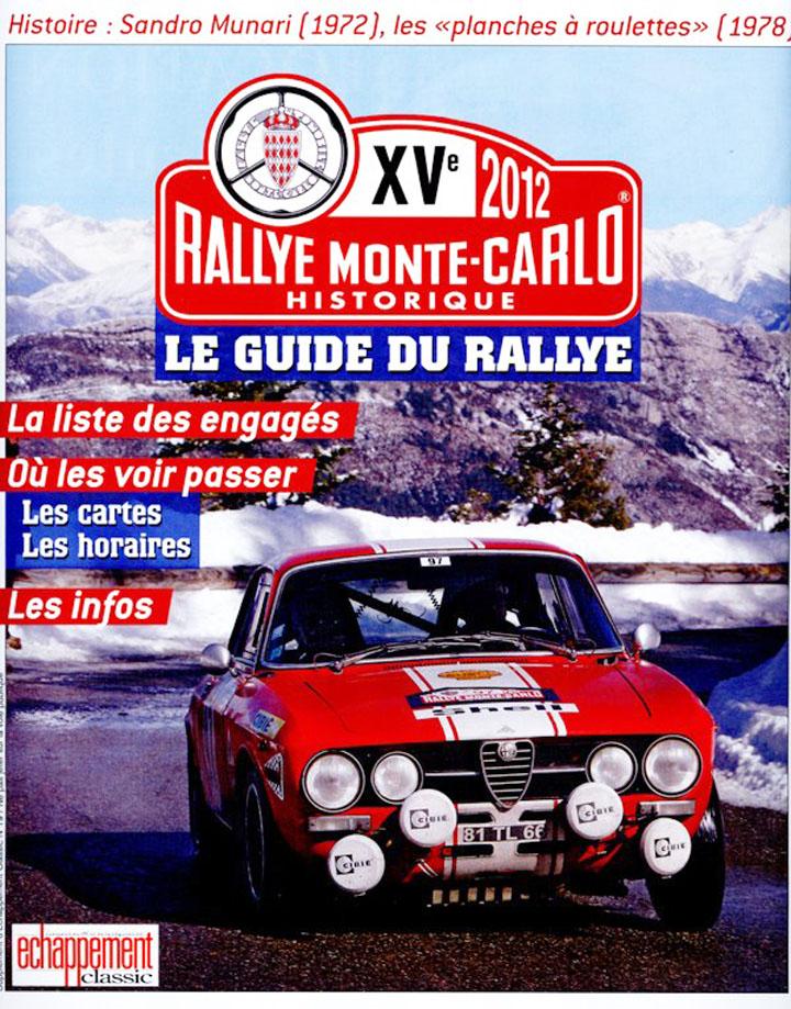 Rallye Monte-Carlo #2012