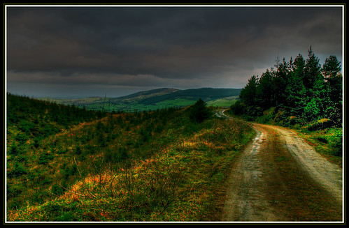 mountain canon hdr templemore devilsbit photomatrix tipperaty