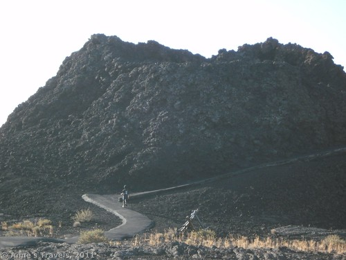 Spatter cones, Craters of the Moon National Monument, Idaho