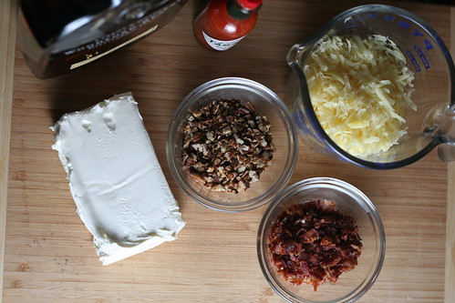 bourbon bacon cheese ingredients