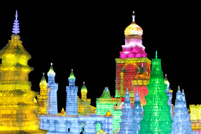 Harbin - Ice & Snow Festival 2012 #25