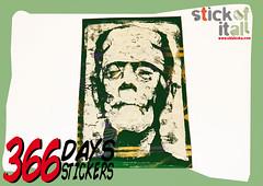 366 Days - 366 Stickers