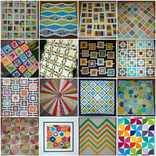 2011 completed quilts