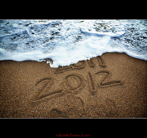 """Happy New Year Everyone!"" (Flickr Blog and Facebook Flickr page)"