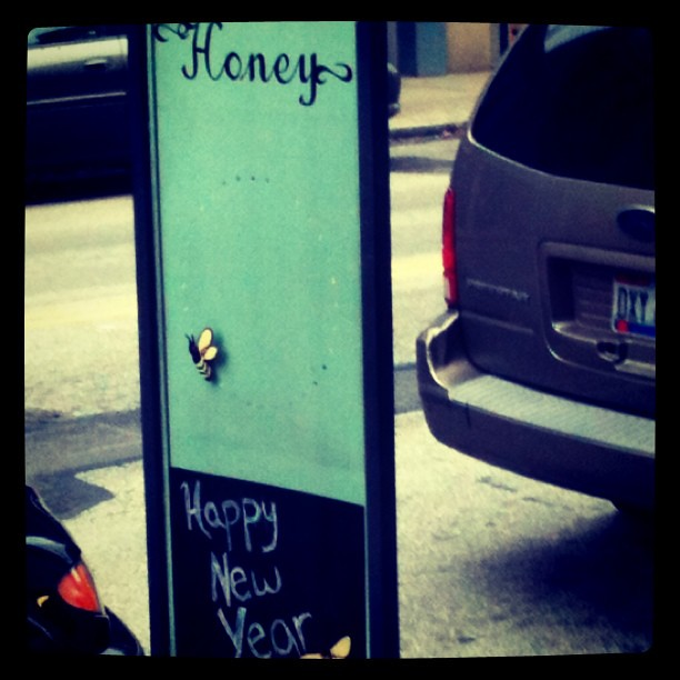 New Year's Day Brunch at Honey