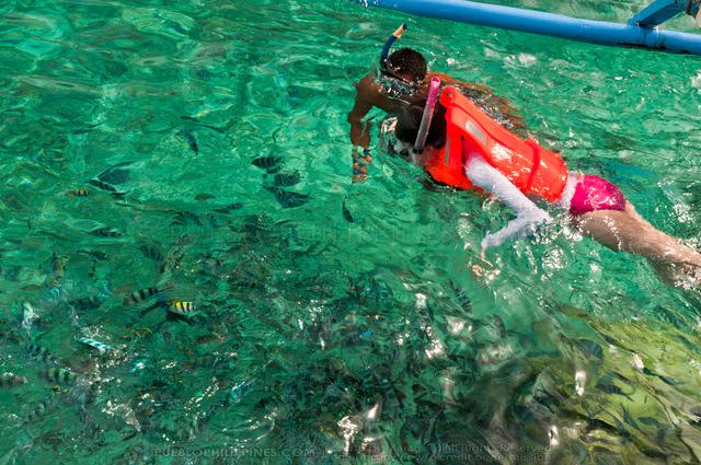 Shimizu Island, Tour A + B - El Nido, Palawan (111201-21)