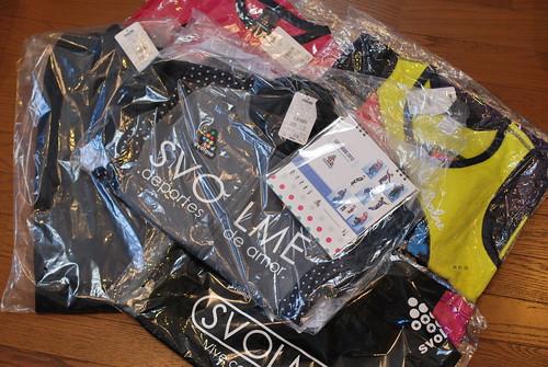 SVOLME Lucky Bag 2012