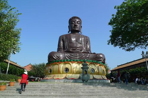 Giant Buddha - Changhua, Taiwan
