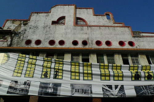 Old Cinema - Chunghua, Taiwan