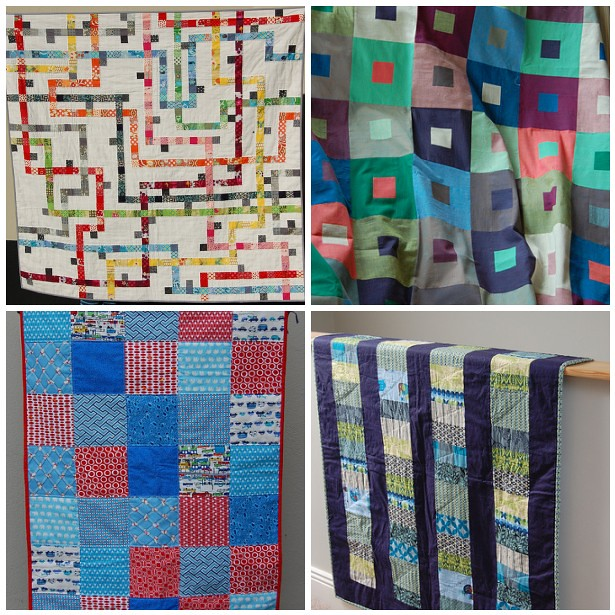 Quilts and Quilt Tops from 2011