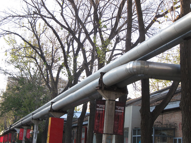 Beijing 798 Art Zone Pipe 3