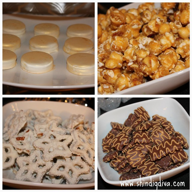 New Year's Eve - Snacks