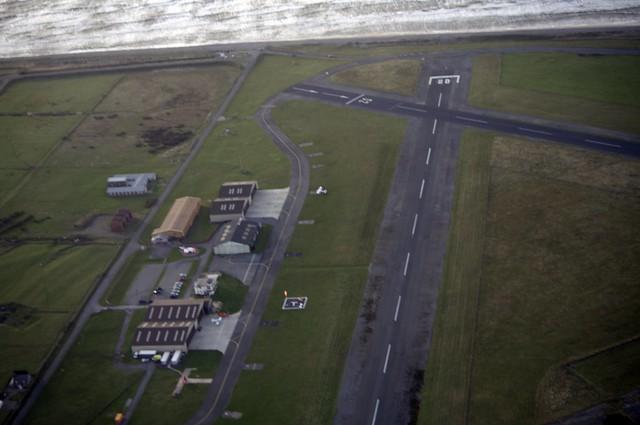 Caernarfon Airport