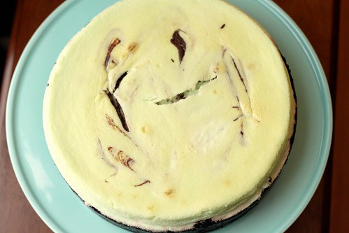 Grasshopper Cheesecake