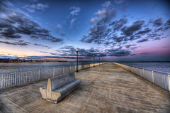 The Lonely Pier