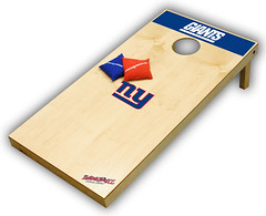 New York Giants Cornhole Boards XL