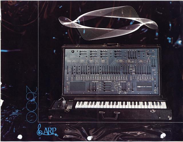 ARP 2600 p1