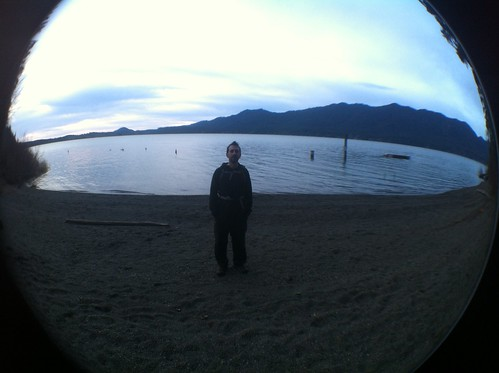 Yancy and Lake Quinault