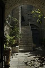 Courtyard in Old Jerusalem #2