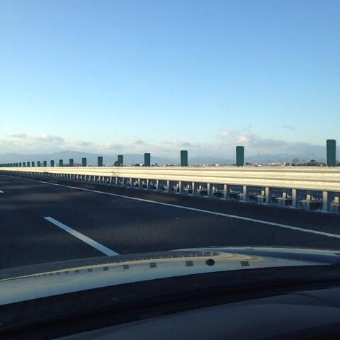 東名、名神 高速道路の旅
