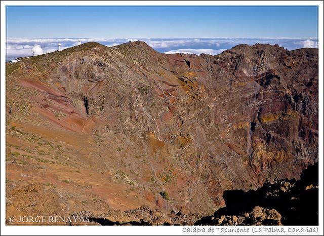 Caldera de Taburiente (La Palma, Canarias)