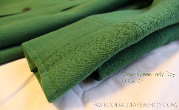 OASIS GREEN LADY DAY 00REGULAR 4P