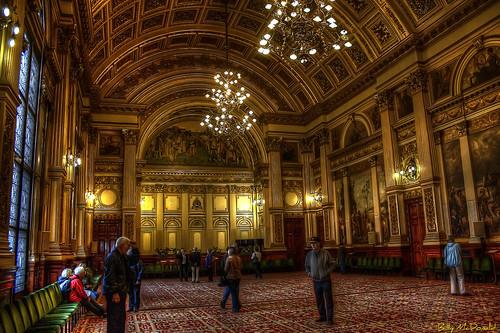 Glasgow City Chambers por Billy McDonald