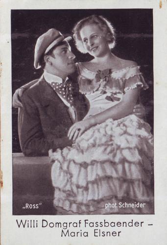 211 Willi Domgraf Fassbaender & Maria Elsner_Haus Neueburg (Film Album 2; 211)