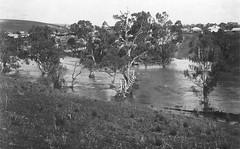 South Para flooding Dead Man's Pass