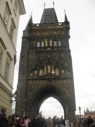 Staroměstská mostecká věž (Old town bridge tower)