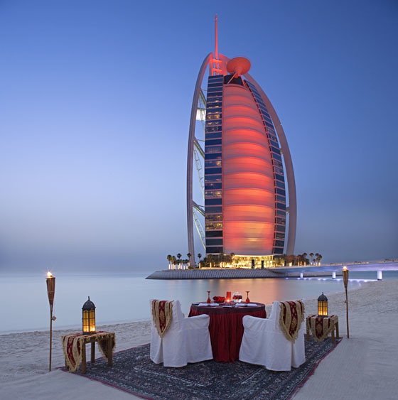 Burj Al Arab voted the Best Hotel in the World