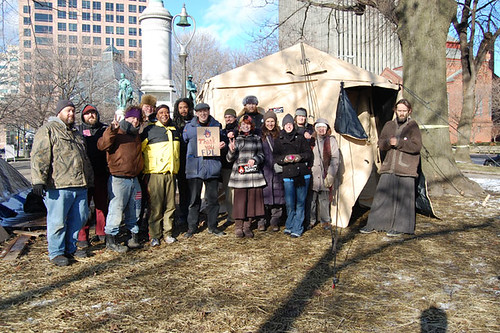 Occupy Rochester Pic 11 from Sandy F