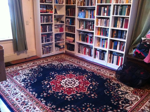 New rug for old room