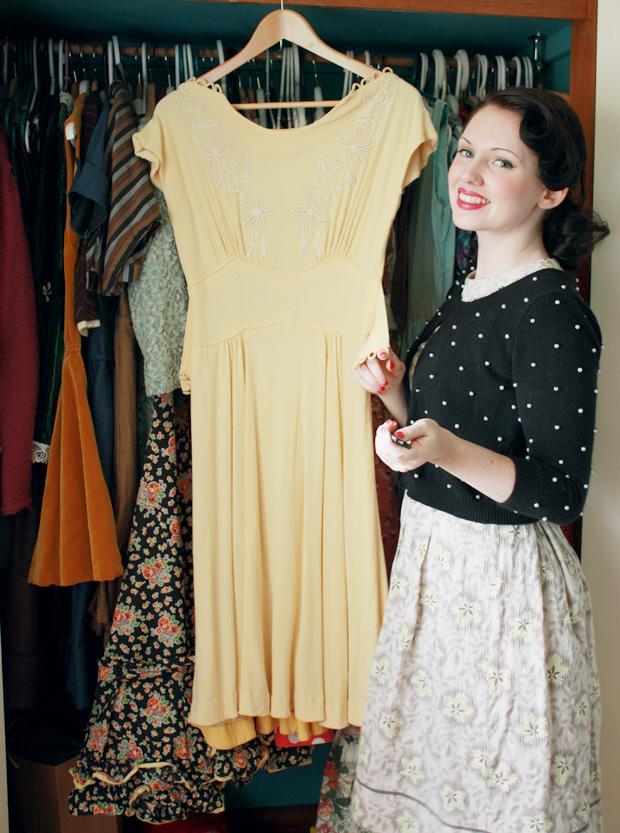 vintage summer dresses c