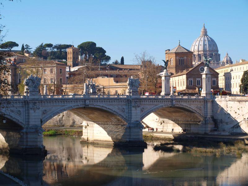 10 Lugares imprescindibles en Roma
