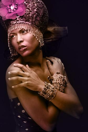 無料写真素材, 人物, 女性  黒人