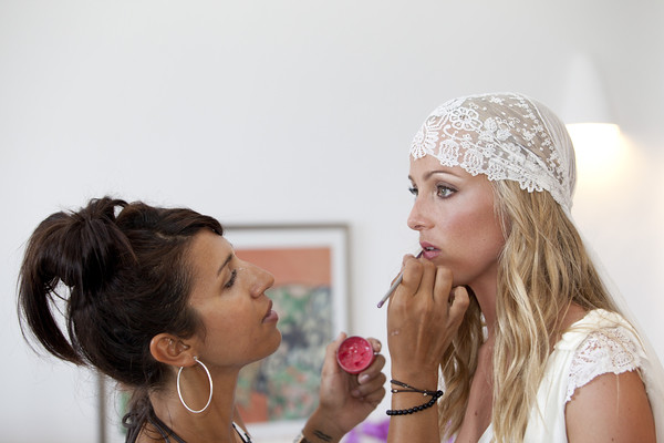 Smack Makeup Ibiza, wedding hair & make-up