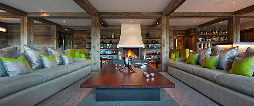 The Lodge Main Lounge, Verbier