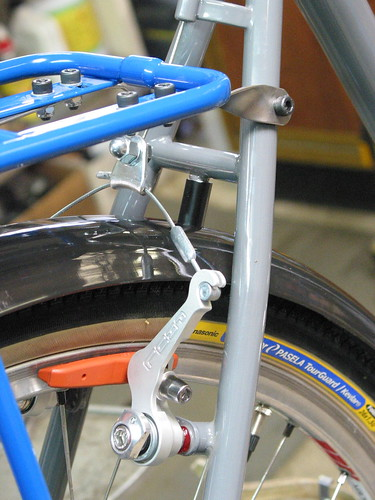 BLT Rear Rack/Brake