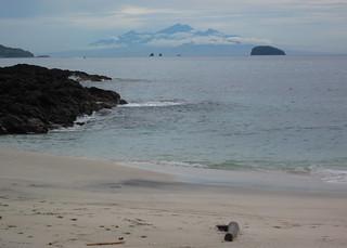 Image of White Sand Beach White Sand Beach near Banjar Wangsian. bali indonesia padangbai