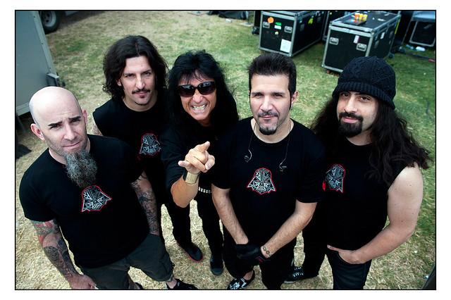 Anthrax metalgigs metal gigs Oxford gig listings uk tour
