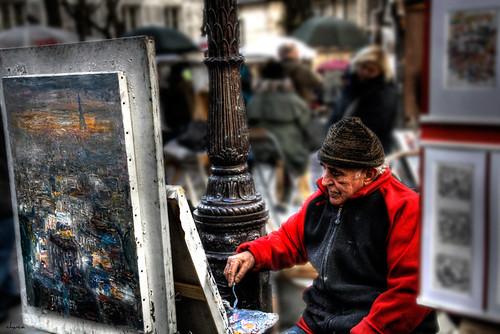 PARIS-Montmartre una joya.... by chucafox